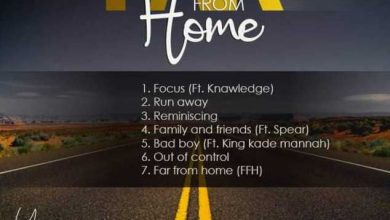 Photo of Far From Home Ep By Phill Keyz (Pre-Order)