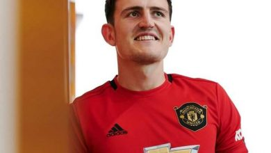 Photo of Harry Maguire withdrawn from England squad.