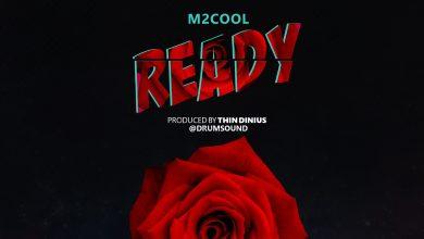Photo of M2COOL – Ready (Prod. Thin Dinius)