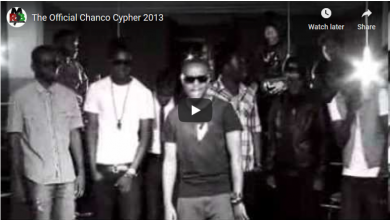 Photo of THE OFFICE CHANCO CYPHER 2013