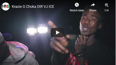 Photo of [Music Video] Krazie G – Choka