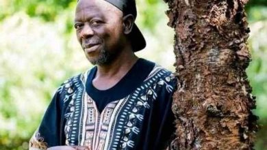 Photo of Music Legend Wambali Mkandawire Dies