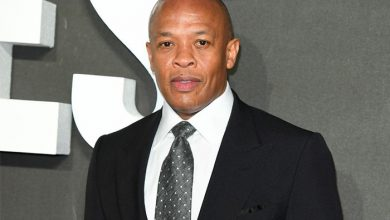 Photo of Dr. Dre released from hospital after suffering a brain aneurysm
