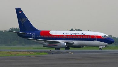 Photo of Indonesia passenger plane missing after take-off