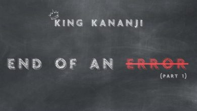Photo of [audio] King Kananji – End of an Error (Third Eye Beef)