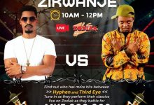 """Photo of About """"The Game Zikwanje Versus"""" Between Hyphen and Third Eye"""