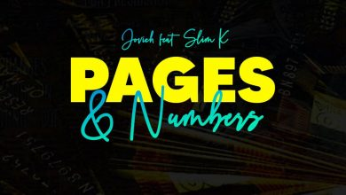 Photo of [Audio] Pages & Numbers- Jovich x Slim K